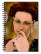 In Thoughts Spiral Notebook