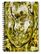 In Tune With Nature Spiral Notebook