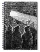 Inca Tomb: Chulpa Spiral Notebook