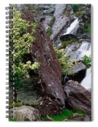 Inchquinn Waterfall, Beara Peninsula Spiral Notebook