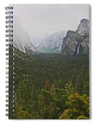 Incoming Storm Spiral Notebook