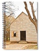 Independence Hall Spiral Notebook