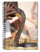Indian Cobra Spiral Notebook