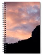Indian Head New Hampshire Spiral Notebook