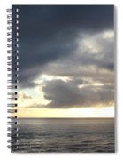 Indian Ocean 3 Spiral Notebook