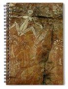 Indigenous Art Australia 2 Spiral Notebook