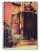 Industry In Disarray Spiral Notebook
