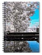 Infrared Summer 2 Spiral Notebook