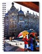 Inglesia Dulce Spiral Notebook