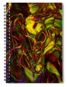 Injections Spiral Notebook