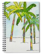 Inked Palms Spiral Notebook