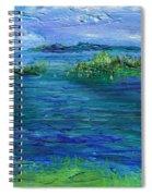 Inlet Spiral Notebook