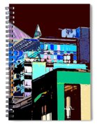Inner City Spiral Notebook