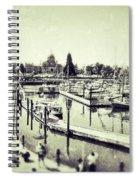 Inner Harbor Spiral Notebook