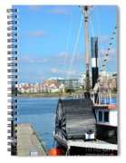 Inner Harbour2 Spiral Notebook