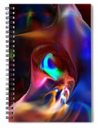 Inner Visions  112811 Spiral Notebook