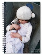 Innocence Is Bliss Spiral Notebook