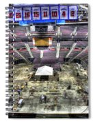 Inside The Palace Of Auburn Hills 2 Spiral Notebook