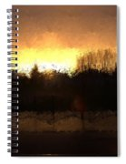 Insomnia II Spiral Notebook