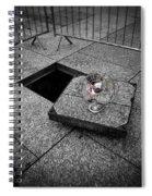 Inspect Spiral Notebook