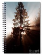 Inspiration Tree Spiral Notebook