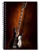 Instrument - Guitar - High Strung Spiral Notebook
