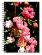 Interesting Flowers Spiral Notebook