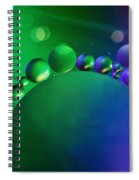 Intergalactic Space 4 Spiral Notebook