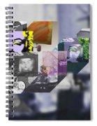 Interior Iv Spiral Notebook