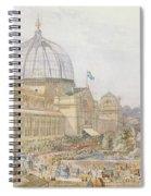 International Exhibition Spiral Notebook