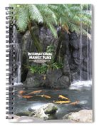 International Marketplace - Waikiki Spiral Notebook