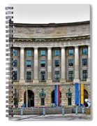 Interstate Commerce Commission Spiral Notebook