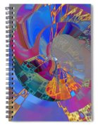 Into The Inner World Spiral Notebook
