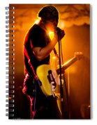 Into The Mic Spiral Notebook