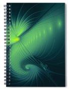 Invasion Spiral Notebook