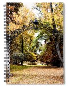 Inver House - Radnor Pa Spiral Notebook