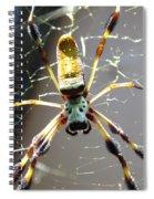 Invitation To Dinner Spiral Notebook