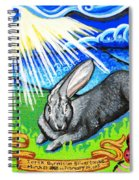 Iorek Byrnison Silvertongue Spiral Notebook