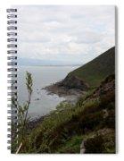 Ireland Coast I Spiral Notebook