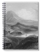 Ireland: Lough Conn, C1840 Spiral Notebook
