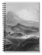 Ireland: Lough Conn, C1840 Spiral Notebook
