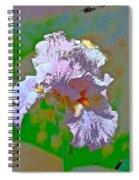 Iris 45 Spiral Notebook