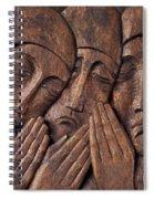 Irish Jewish Museum, Portobello Dublin Spiral Notebook