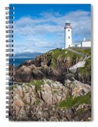 Irish Lighthouse Spiral Notebook