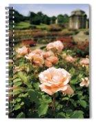Irish National War Memorial Gardens Spiral Notebook