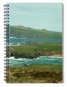 Irish Sea Coast 3 Spiral Notebook