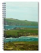 Irish Sea Coast 4 Spiral Notebook