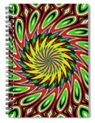 Irish Sunshine Spiral Notebook