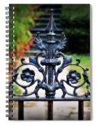 Iron Gate Spiral Notebook