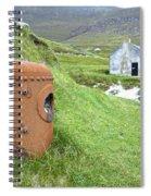 Iron Treasures Spiral Notebook